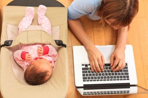 Povinnosti voči Sociálnej poisťovni pri narodení bábätka II