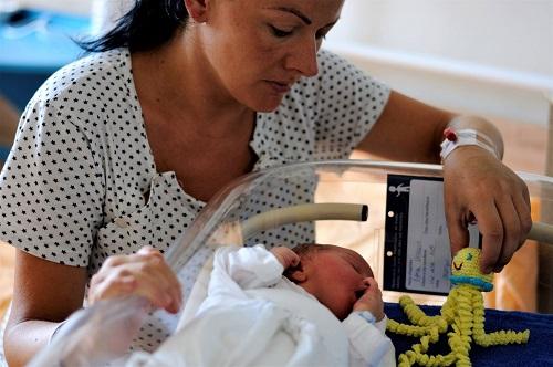 V Nemocnici Zvolen dostanú bábätká chobotničky od dobrovoľníkov