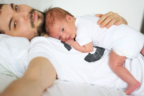 Čo som nečakala od môjho muža pri pôrode
