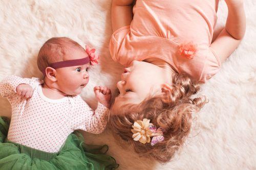 Dve deti krátko po sebe - testy odolnosti
