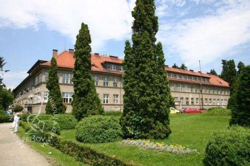 FNsP J.A. Reimana Prešov - stará budova