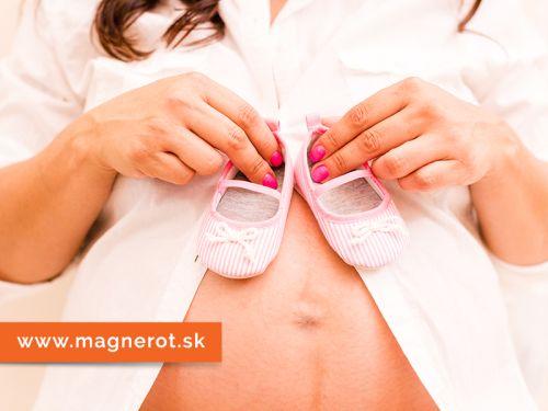 Magnézium pre budúce mamičky