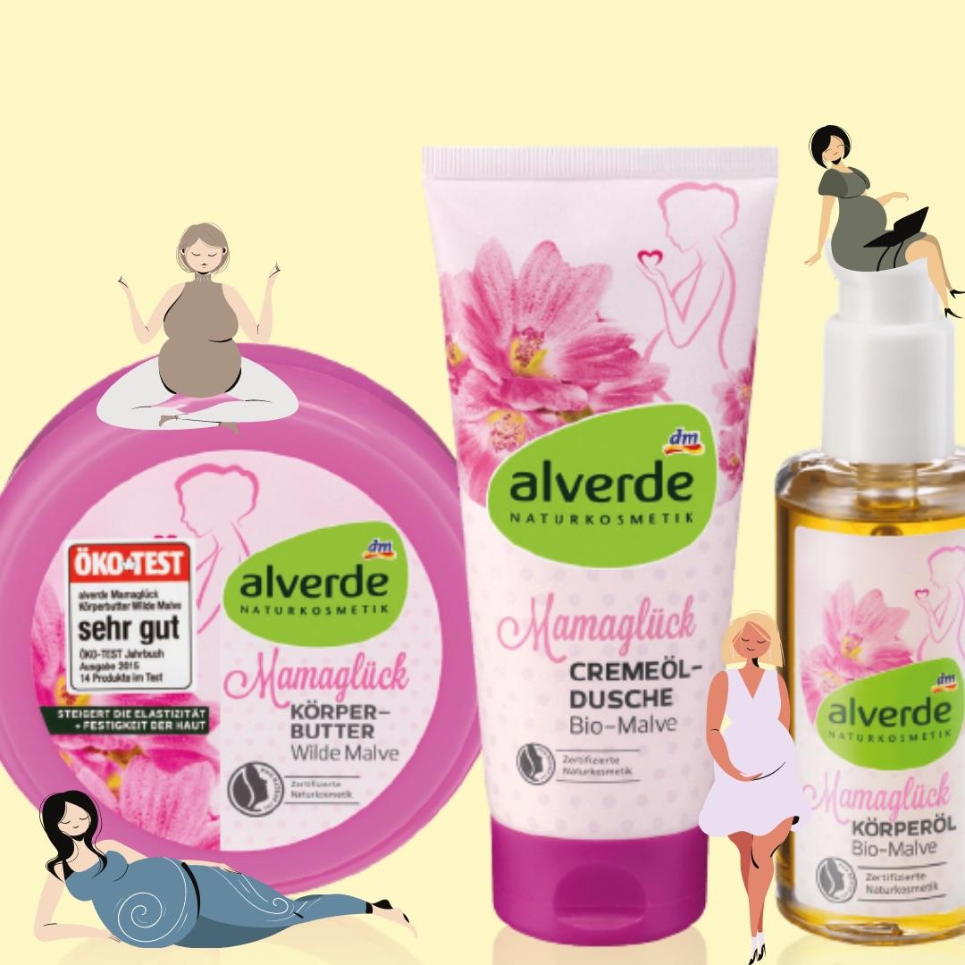 Otestovali sme alverde Mamaglück - kozmetiku určenú pre maminy