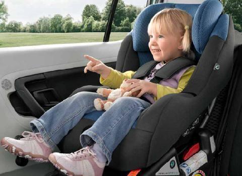 Bezpečná autosedačka pre vaše dieťa