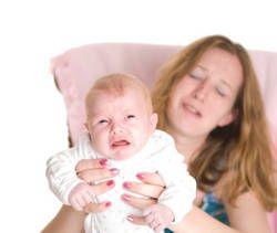 Psychické problémy žien po pôrode