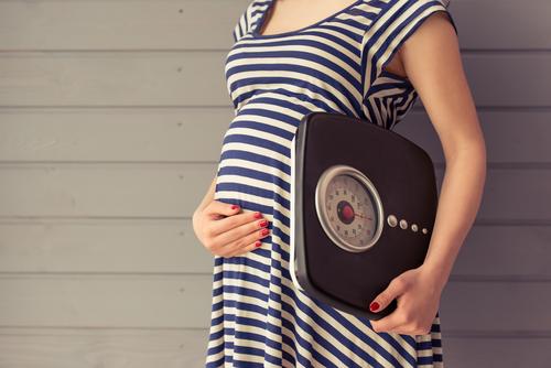 V tehotenstve som sa poriadne zaguľatila