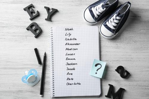 Z Terezky na Chiaru. Ako postupovať, keď chcete dieťaťu zmeniť meno?