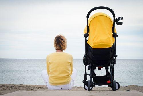 Život osamelej mamičky? Tieto veci vás čakajú po návrate z pôrodnice