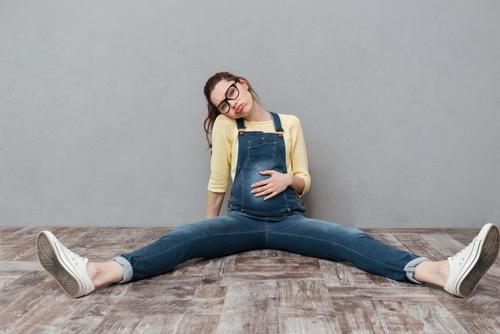 Odkedy som tehotná, nič nesmiem!