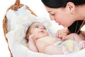 Ako vidí novorodenec?