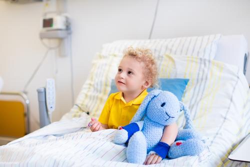 S dieťaťom do nemocnice - rodičovské skúsenosti