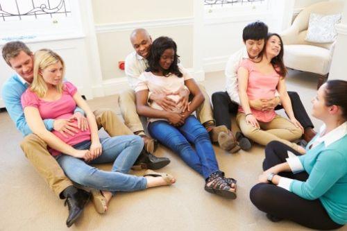 Predpôrodné kurzy