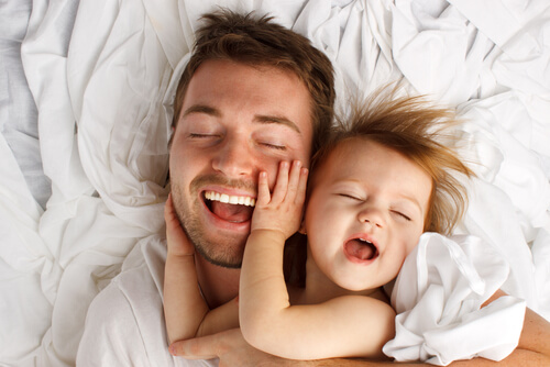Podmienky materska otec