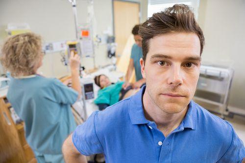 Ako prežiť s mužom pri pôrode