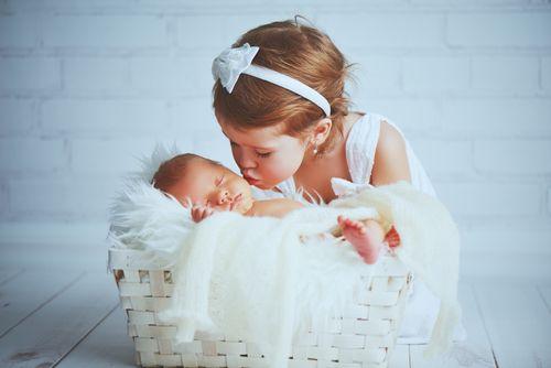 Reťazový pôrod (dve deti po sebe) a materské