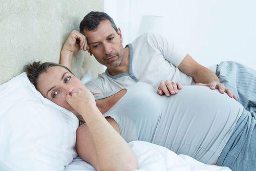 Sex v tehotenstve