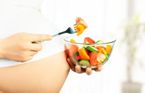 Vegetariánstvo v tehotenstve: čo je dôležité jesť?