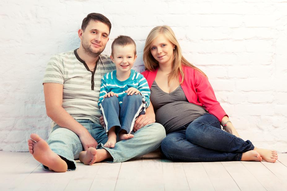 Výška materskej pri druhom dieťati