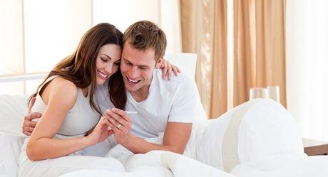 Vyhrajte ovulačné a tehotenské testy