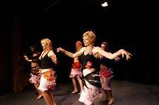 Orientálny tanec pre tehotné