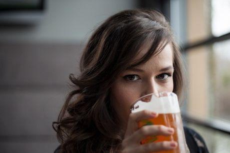 V tehotenstve nepite ani deci piva