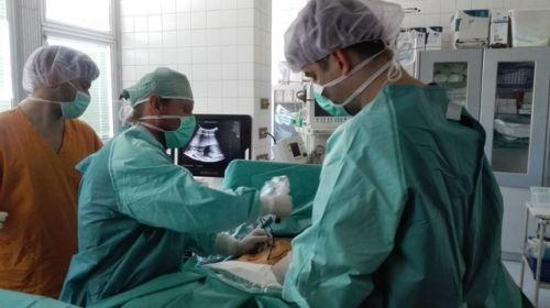 Vnútromaternicová liečba anémie nenarodeného plodu