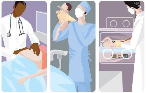 Pôrodné who is who - kto bude pri vašom pôrode a akú má úlohu?