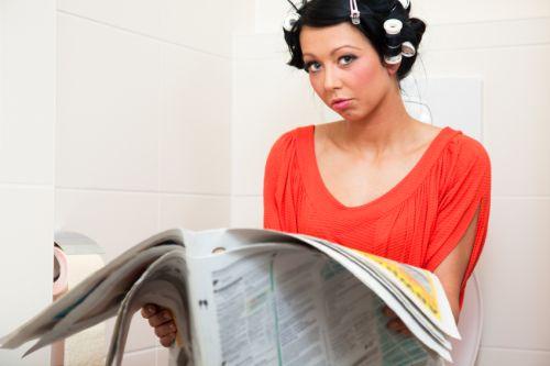 Prečo si užívať v tehotenstve časté návštevy wc? Hádajte!