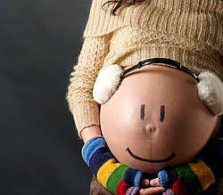 Tehotenské príz(r/n)aky