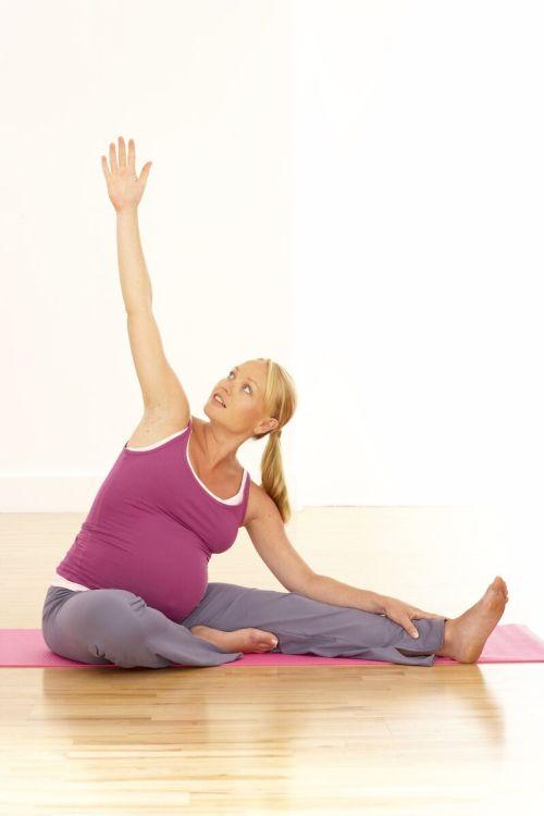 Harmonizačné cvičenie pre tehotné